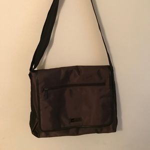 Givenchy Parfums Brown laptop tote